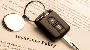insurance car doent