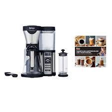 The ninja coffee bar system lets you dial up super fresh flavor day after day. Ninja Auto Iq Coffee Bar With Glass Carafe 100 Recipe Book Certified Refurbished
