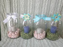 Kitchen Decorative Filled Jars Because I Said So and Other Mommyisms A KitchenThemed Bridal 41