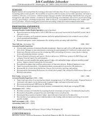 Accounts Receivable Job Description Resume. Accounts Payable Resume ...