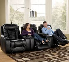 the eclipse by ashley the eclipse with motorized recline ashley furniture theater seating