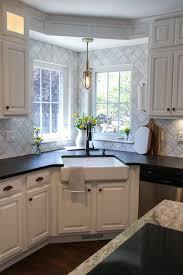 best 25 white kitchen sink ideas