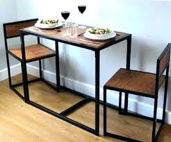 dining table and 2 chairs breakfast set small kitchen space saver saving uk s