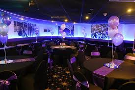 for smaller and more intimate occassions the round room is perfect with it s multi toned wall glow lighting the room wil transform to tie into any colour