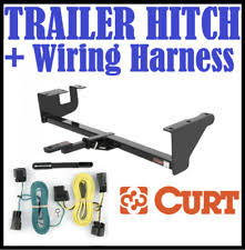 towing & hauling parts for nissan sentra ebay Trailer Hitch And Wiring Harness curt trailer hitch & vehicle wiring harness fits 2014 nissan sentra 11349 59146 (fits nissan sentra) trailer hitch wiring harness adapter