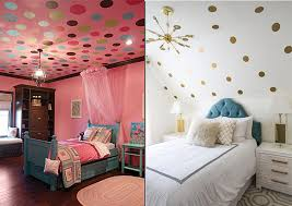 teen bedroom ideas. Polka-dot-for-Teen-room-2018-teen-bedroom- Teen Bedroom Ideas