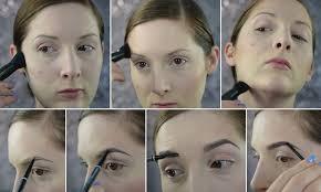 egyptian makeup tutorial step 1