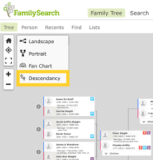Octura Prop Chart 25 Comprehensive Familysearch Fan Chart
