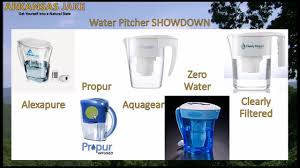 The Best Water Pitchers That Remove Fluoride Zerowater Aquagear Propur Clearly Filtered Alexapure