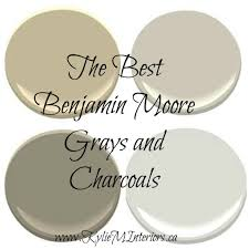 Small Picture The 9 Best Benjamin Moore Paint Colors Grays Including Undertones