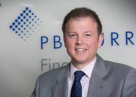 Edward Curran, managing director PB Curran   York Press