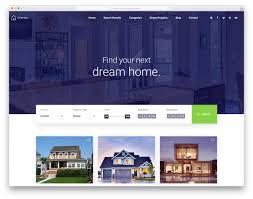 Best Free Real Estate Website Templates 2019 Colorlib