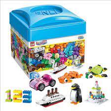 Báo giá Bộ đồ chơi xếp hình 460 chi tiết chỉ 135.000₫