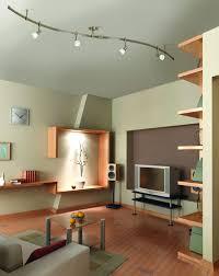 Track Lighting Living Room