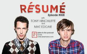 RESUME: Tony Hinchcliffe and Mat Edgar | Comedy Store Paid Regulars