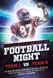 football flyer templates pin by diauve behanan on flyer pinterest flyer template sports