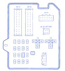 mazda 6 2300l 2005 fuse box block circuit breaker diagram carfusebox mazda 6 2300l 2005 fuse box block circuit breaker diagram