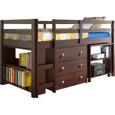 desk bunk bunk beds for children kids loft bed with desk rectangle desk integrated storage idea study table beside
