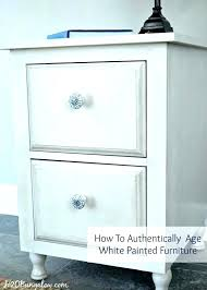 painted furniture colors. Valspar Furniture Paint Colors How  To Authentically Age White Painted