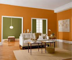 Orange And Blue Living Room Decor Living Room Color Combination Ideas For Living Room Stunning