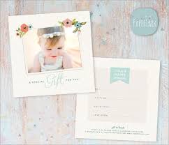 8 Gift Certificate Psd Images Free Gift Certificate
