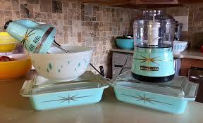 interesting mixer pyrex diamond bowl u0026 starbursts kitchenaid mixer chopper in ice blue by to kitchenaid mixer