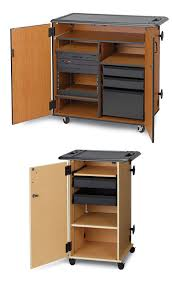 storage cabinet with doors and drawers. Mobile Media Storage Cabinet . Storage Cabinet With Doors And Drawers