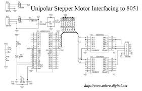 slo syn stepper motor wiring diagram slo image unipolar stepper motor circuit diagram wiring schematics and on slo syn stepper motor wiring diagram
