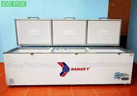 Tủ đông Sanaky VH-1399HY3, 1143L INVERTER 3 cánh Giá rẻ T7/2021