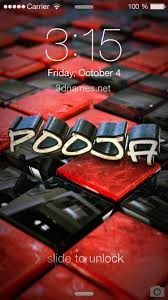 pooja s name wallpaper game wallpaper
