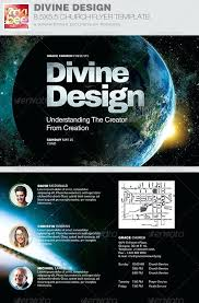 Invitation To Church Service Flyer Divine Design Church Flyer Invite ...