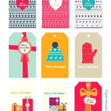 Christmas Gift Labels Templates Word Christmas Labels Template Dailyfitnesswisdom Info