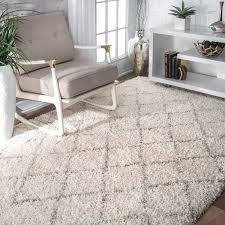 nuloom soft and plush moroccan trellis natural rug nuloom moroccan trellis rug