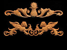 Decorative Wood Designs Heartwood Carving Decorative wood accents and details 11