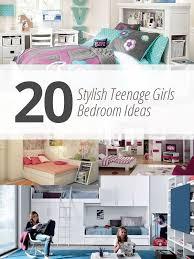 bedroom interior design for teenage girls. Fine Design Stylishteenagebedroomgirls In Bedroom Interior Design For Teenage Girls G