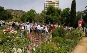 15th Barcelona International New Roses Contest. Cervantes Park Rose Garden  - PDF Free Download