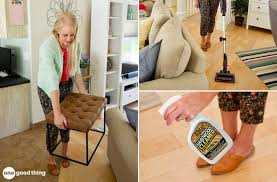 ruining your hardwood floors
