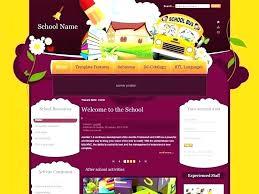 Kids School Website Template Download Source File Below Kids School Website Template