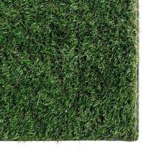 artificial green grass carpet india ivy indoor outdoor fake area rug front