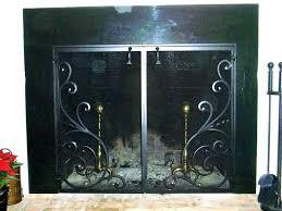 cast iron fireplace screen antique cast iron fireplace cover cast iron fireplace cover folding fireplace screen