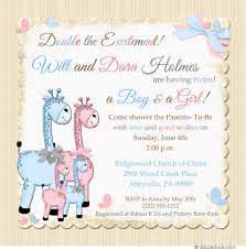 Baby Shower Ideas For TwinsTwin Boy And Girl Baby Shower Ideas