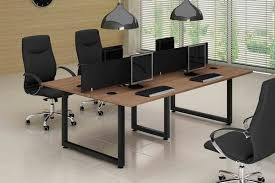 office furniture ideas decorating. Desk Table For 4 Peoples Office Furniture Ideas Decorating
