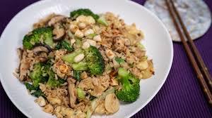 vegetable fried rice ot