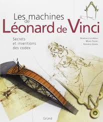 Amazon Fr Les Machines De L Onard De Vinci Domenico Laurenza