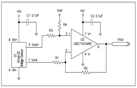 Op Amp Comparator What Is The Purpose Of The Vref In This Opamp Comparator