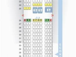 Air Canada 777 300er Seat Map Air Canada Aircraft 777