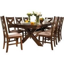 dining room table with leaf. Isabell 9 Piece Dining Set Room Table With Leaf -
