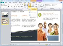 Ms Office Publisher Microsoft Office Publisher