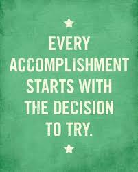 Accomplishment Quotes Achievement. QuotesGram via Relatably.com