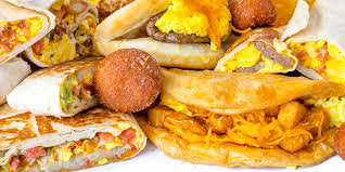 Taco bell is one of the leading mexican fast food franchises. The Best Items On Taco Bell S Breakfast Menu Eater